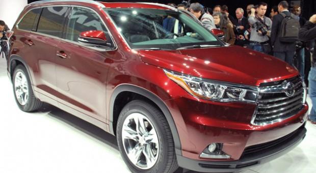 All-New 2014 Toyota Highlander