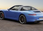 All-New 2015 Porsche 911 Targa