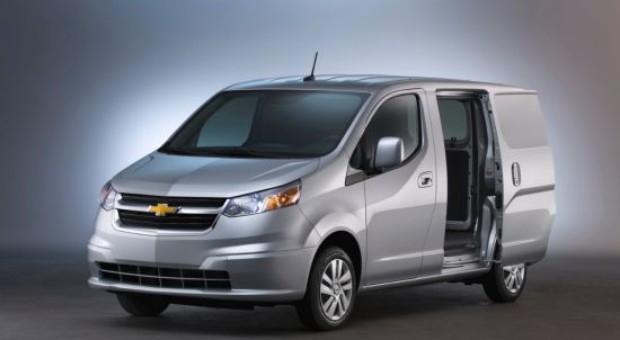 2015 All-new Chevrolet City Express