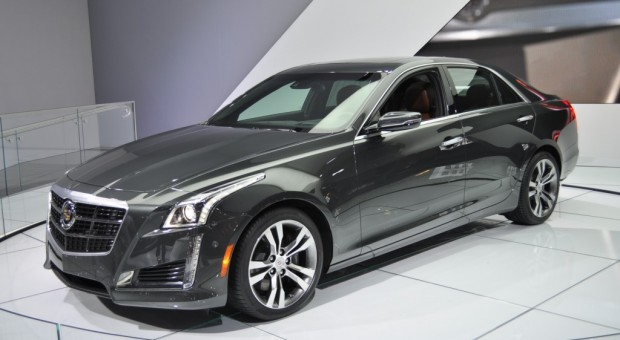 CTS and Escalade Help Boost Cadillac U.S. Sales