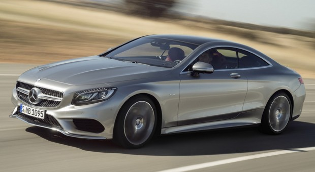 The new generation of the Mercedes – Benz CLS Coupé