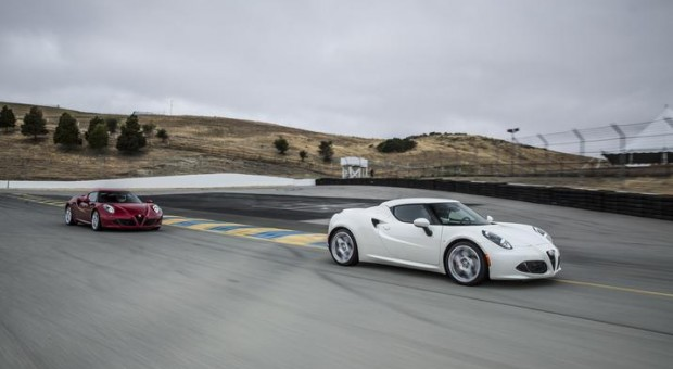 All-new 2015 Alfa Romeo 4C Coupe Delivers Groundbreaking Italian Design, Advanced Technological Solutions and Supercar-level Performance