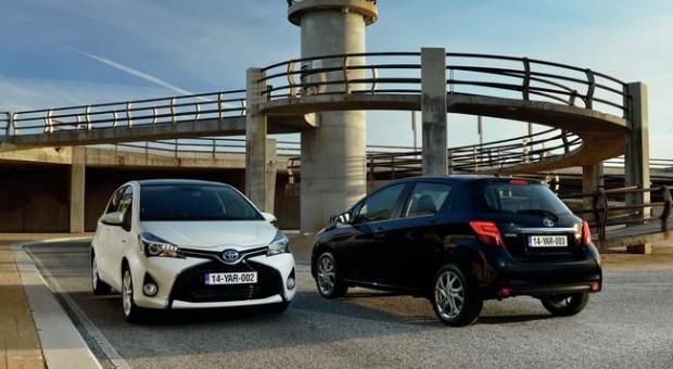 Toyota Recalls Certain Model Year 2015 Yaris and Tacoma Vehicles