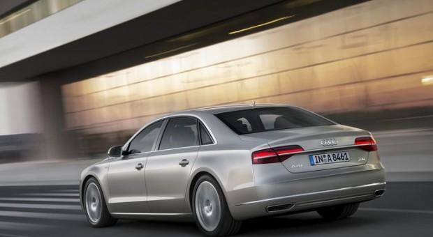 Audi announces pricing for 2015 A8 L
