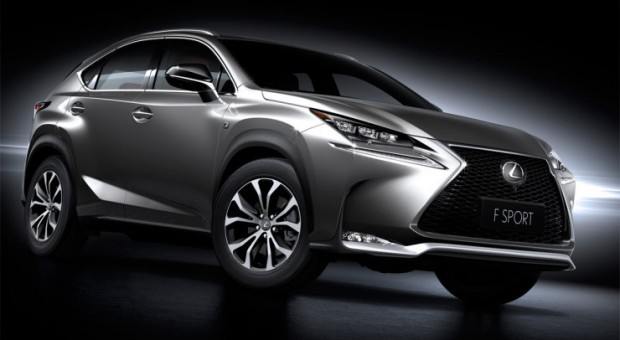 All-New Lexus NX Compact Luxury-Utility Combines Breakthrough Design and Choice of Turbo or Hybrid Power