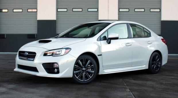 Reviewed: Subaru Impreza WRX STI