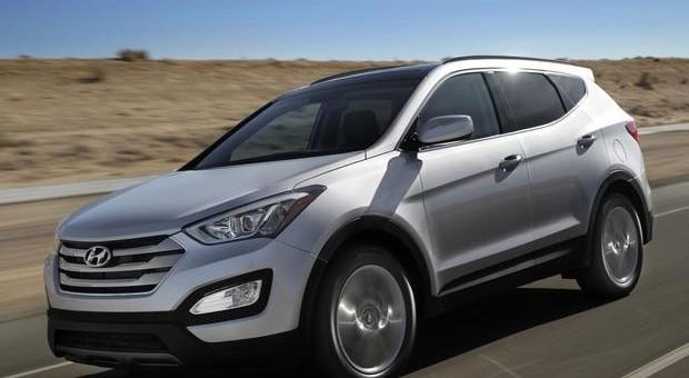 "Hyundai's 2014 Santa Fe Sport earned the distinction of ""Family Car of the Year"""