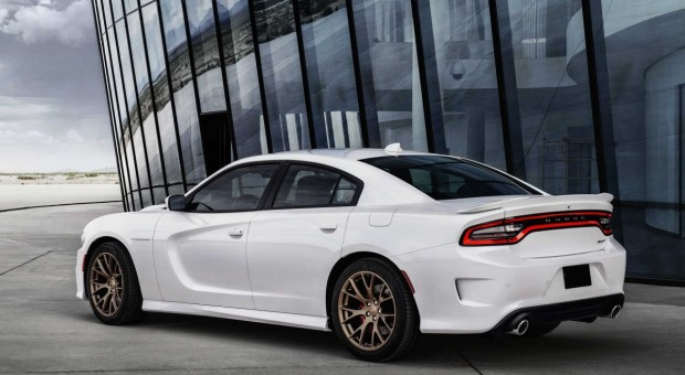 "2015 Dodge Challenger SRT Hellcat named ""Best Muscle Car"" & 2015 Alfa Romeo 4C wins the Car Award for ""Best Sport Car"""