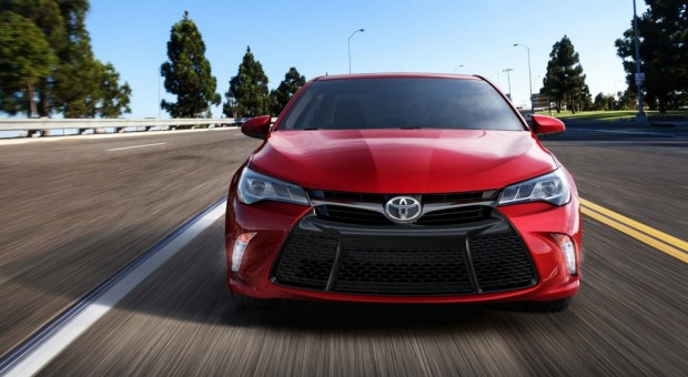 All-New 2015 Toyota Camry – The Best Just Got Better