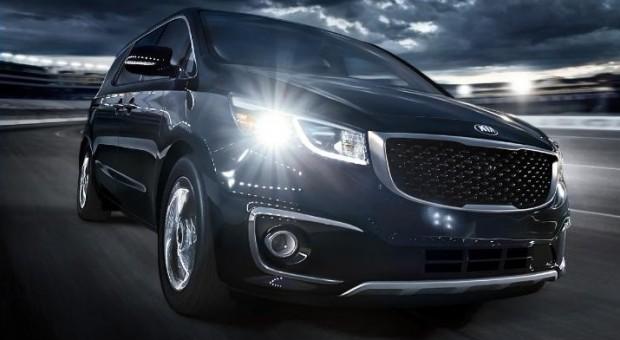 About the All-New 2015 KIA Sedona, a minivan with a sense of style …