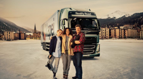 """Volvo Trucks presents Mapei – """"Million Ways to Live"""" – Mapei's new song, featured on the TV series Reality Road"""