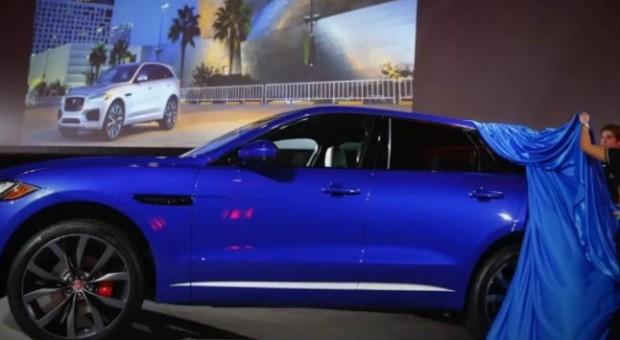 Jaguar F-Pace!