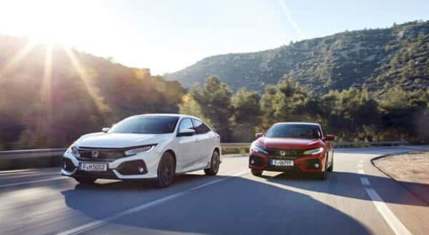 2017 Honda Civic – The all-new tenth-generation Honda Civic