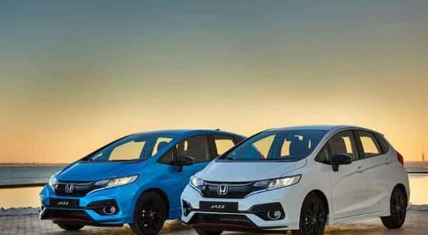 Honda reveals fresh look and new engine option for Jazz supermini