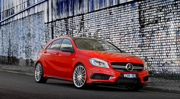 Mercedes AMG A45 Class: The Real Truth Behind The Exterior