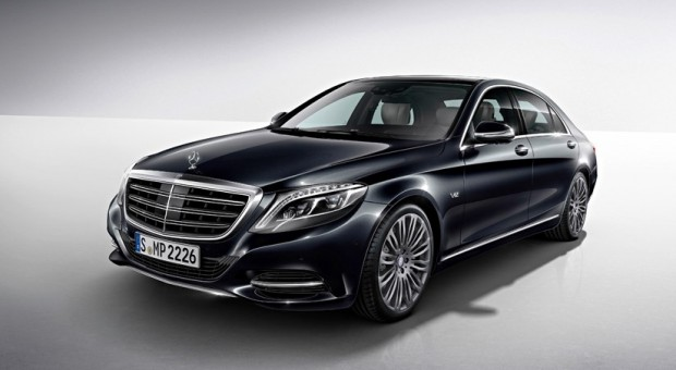 A Lap Of Luxury: The Mercedes S-Class Saloon