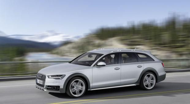 "Audi A6 allroad quattro wins ""Auto Bild Allrad"" reader survey"