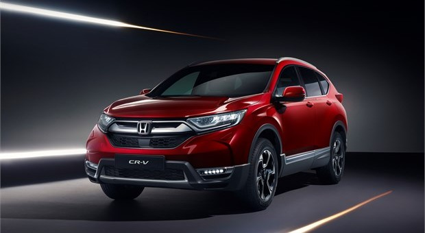Honda to unveil the all-new CR-V