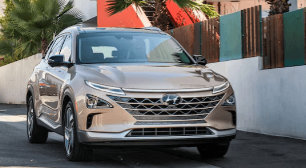 Hard cell on safety from Hyundai with the NEXO