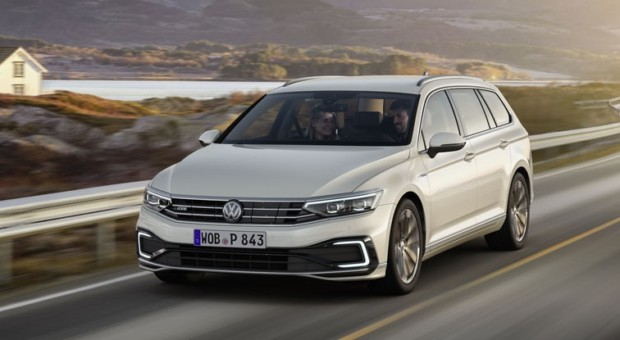 The new Passat GTE – the plug-in hybrid model in the product line