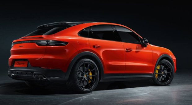 All-new Porsche Cayenne S Coupe with 434 hp