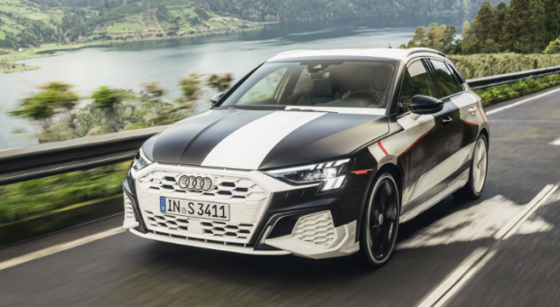 New Audi A3 with better driving dynamics