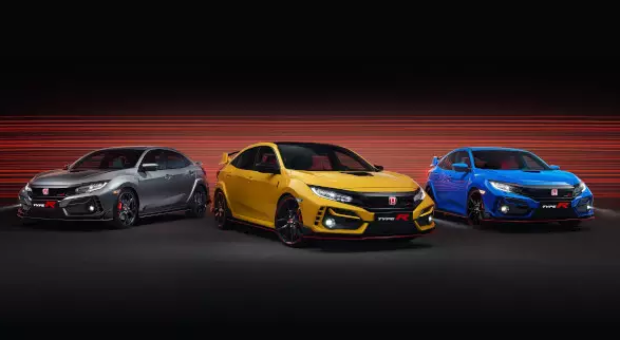 Honda Expands Civic Type R Line-Up With Two Newcomers – Sport Line And Limited Edition