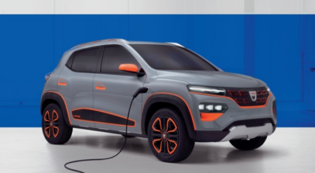 All-new Dacia Spring by Renault