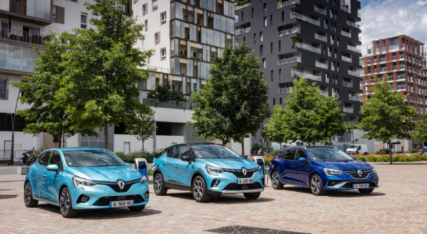 Clio E-TECH Hybrid, Captur and New Megane E-TECH Plug-in Hybrid available for purchase