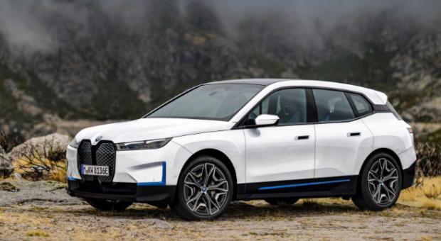 All-new BMW iX