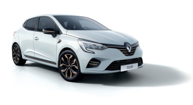The Lutecia limited series makes its grand entry on the Renault Clio